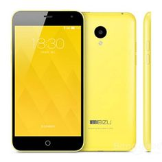 Meizu M1 Smartphone has made great effort on the display section. Not pinky and perky but authentic Corning Gorilla Glass 3rd screen in golden ratio 5-inch dimension, whilst the resolution is just special and distinctive, 1280*768 pixels, for squeeze out extra staggering visual impact only.