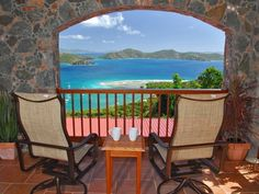 See you in May! Villa vacation rental in Coral Bay