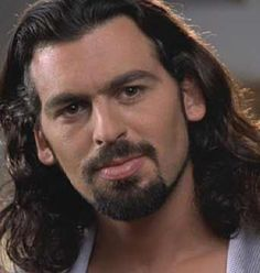 This is Oded Fehr, who is the physical inspiration for the fallen angel, Turel.