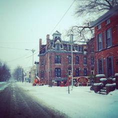 Snow day!  #OwenBlock
