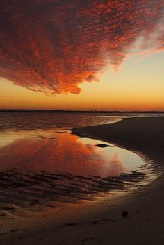 Beautiful beach shot.   Lewes, Delaware  Photographer - Ty Heimerl
