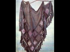 Crochet| Shawl |simplicity patterns| 68