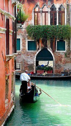 CANAL - VENÈCIA  Italia