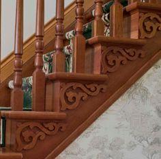Attractive Victorian Stair Brackets