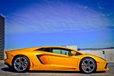 If that last Aventador picture didn't tickle your fancy, here's another.