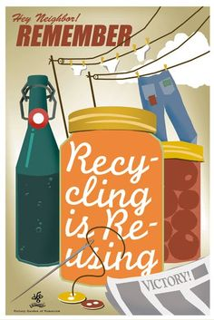 Recycle & Reuse  #EarthDaySmiles #Lovetheplanet #reuse @thrifty trendz