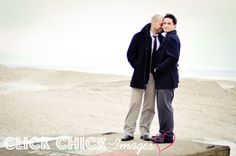 Real Gay Engagement Erie, Pennsylvania: Michael & Chetty | So You're EnGAYged, A Gay Wedding Blog
