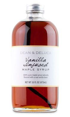 vanilla infused maple syrup - bring it on! (great packaging too) Bottle Packaging, Food Packaging, Brand Packaging, Honey Packaging, Design Packaging, Pots, Pretty Packaging, Simple Packaging, Brunch