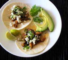Mushroom Street Tacos