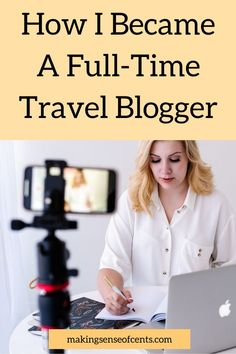 If you are considering becoming a travel blogger, check out these travel blogger tips and tricks!