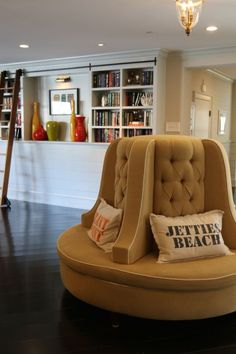 The lobby of the Nantucket Hotel, a great place for kids with lots of family amenities. Read our photo review.