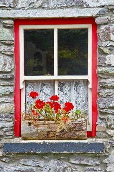 Pretty window.