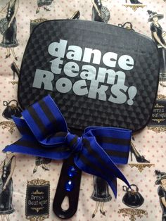 The Lily of the Valley Craft Room: Dance Team Gifts.Take Two! Dance Team Gifts, Cheer Gifts, Cheer Dance, Dance Camp, Dance Recital, Dance Crafts, Dance Dreams, Spirit Gifts, Good Luck Gifts