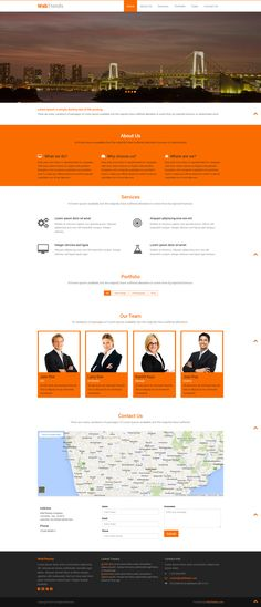 Bootstrap Website Templates Webhostingbestfreebootstraptemplate  Free Bootstrap
