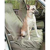 Solvit Products-Waterproof Bucket Seat Cover- Natural Large