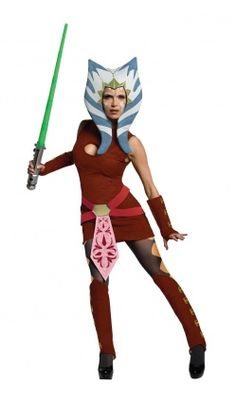 Find plenty of deals on great costumes party supplies and accessories like the Deluxe Ahsoka Womens Costume - Adult Costumes at Ultimate Star Wars ...  sc 1 st  Pinterest & Star Wars The Clone Wars Childu0027s Deluxe Costume And Mask Cad Bane ...
