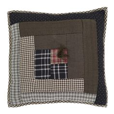 Carrington Cotton Pillow Cover
