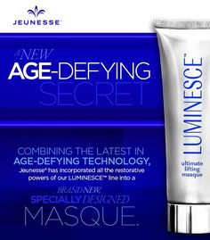 Immediate effects - 20 min Ultimate Lifting masque by Jeunesse! Contact me for more information. Latina, Working Night Shift, Instant Face Lift, Stem Cells, Anti Aging Skin Care, Serum, Skincare, Happy Hour, Technology