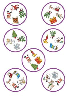 Dobble Christmas - #Christmas #Dobble