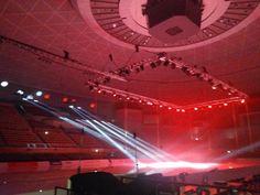 "Twitter / ctveventkawa: ザ・アイス長野公演の会場""ホワイトリング""です。まだまだ準備 ..."