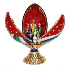 Copie oeuf Fabergé