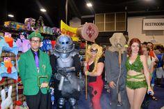 The Craziest #Costumes of #Boston #ComicCon 2014