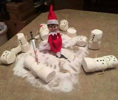Merry Christmas from the Laughter Ward (42 photos