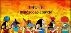 Horóscopo Egípcio. Deus Thoth.