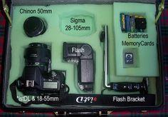 DIY Camera Bag/Case... - Steve's Digicams Forums