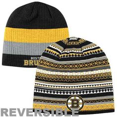 Reebok Boston Bruins Faceoff Reversible Beanie - Black/Gold/Gray by Reebok. $21.95. Reebok Boston Bruins Faceoff Reversible Beanie - Black/Gold/Gray100% AcrylicQuality embroidery100% AcrylicWoven graphicsOne size fits mostOfficially licensed NHL productImported100% Acrylic100% AcrylicOne size fits mostWoven graphicsQuality embroideryImportedOfficially licensed NHL product