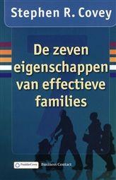 De zeven eigenschappen van effectieve families | 9789047000365 | Stephen R. Covey | Leidinggeven & Coaching Dit boek zoek ik (tweedehands) - Linda