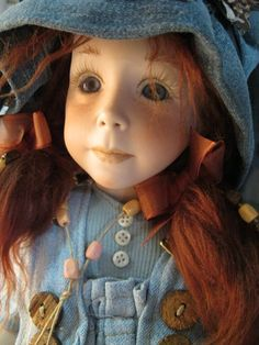 Amelia by Montedragone's Dolls.        Love this face.