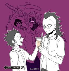 Read Sanegen from the story Kimetsu no yaiba Doujinshi + fanart + . by MinhNhtNht (Minh Nhật Nhật) with reads. Slayer Meme, Familia Anime, Latest Anime, Demon Hunter, Estilo Anime, Dragon Slayer, Character Design Animation, Cute Anime Character, Anime Demon