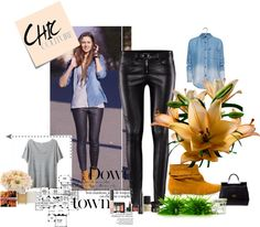 """""""Chic Couture"""" by xxtishuxx on Polyvore"""