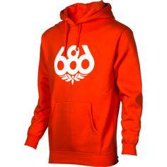 686Wreath Pullover Hooded Sweatshirt - Men's