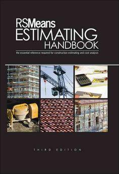 RS Means Estimating Handbook