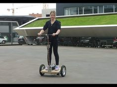 Hello!More than 3 years ago I started to tinker a homemade segway. Though it's still not really finished (I have to replace the 250W Motors by 500W-models) my...