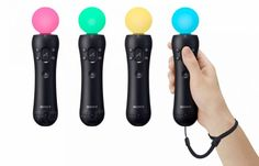 Sony Releasing Updated PlayStation Move Controllers For PSVR
