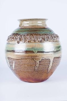 Shop vintage, mid-century, modern and antique vases from the world's best furniture dealers. Modern Vases, Mid-century Modern, Mid Century Modern Lamps, Vases For Sale, Decorative Objects, Hearth, Vintage Shops, Blue Green, Fine Art