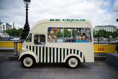 I LOVE THIS.. Ice Cream Van