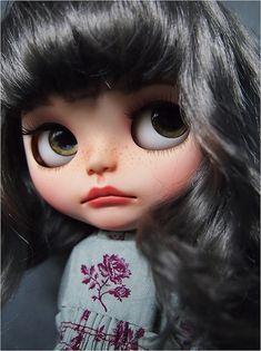"Custom Blythe Doll ""Sophie"" By T-Kuma66"