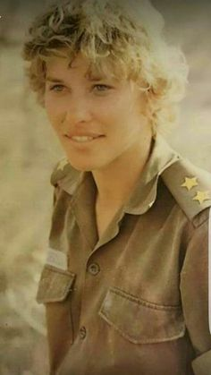 """Dirk's favourite photo of """"Sussie"""", she was seconded to 101Bn by the medical corps, Dirk is still looking for her."""