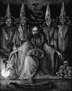 The Mark of The Dark Lord by Liam Atkin is part of The Mark Of The Dark Lord By Liam Atkin Hcgart Com - Fine Art Giclee Print Limited Edition of 45 Approximately 11 x 14 Dark Fantasy Art, Fantasy Kunst, Arte Horror, Horror Art, Creepy Horror, Satanic Art, Arte Obscura, Dark Art Drawings, Demon Art