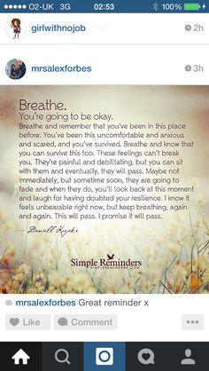 Breathe x