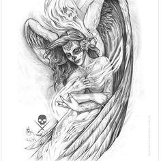 sullen angels art - Google Search