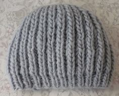 Brioche Beret Knitting Pattern : 1000+ images about 2 knit brioche free patterns on Pinterest Brioche, Patte...