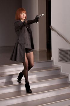 that coat!- Amanda Seyfried - Time Out
