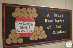 Welcome Back Bulletin Boards |