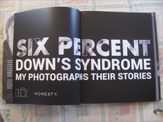 PHOTOHONESTY SIX PERCENT. The Six Percent Sub Pages with Taglines.