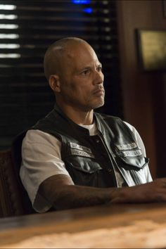 David LaBrava for the hero or villain. Happy in sons of anarchy says it all.